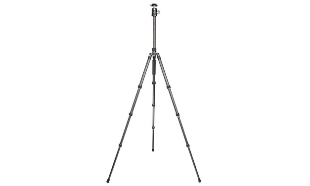 Novo launches T-Series carbon fibre tripod with detachable monopod