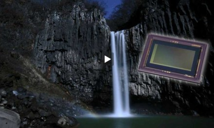 New Canon video shows off future of its CMOS sensors