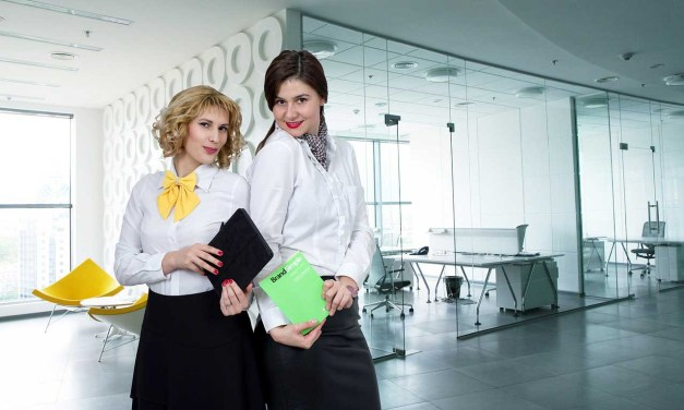 Corporate photography: how to think outside the box