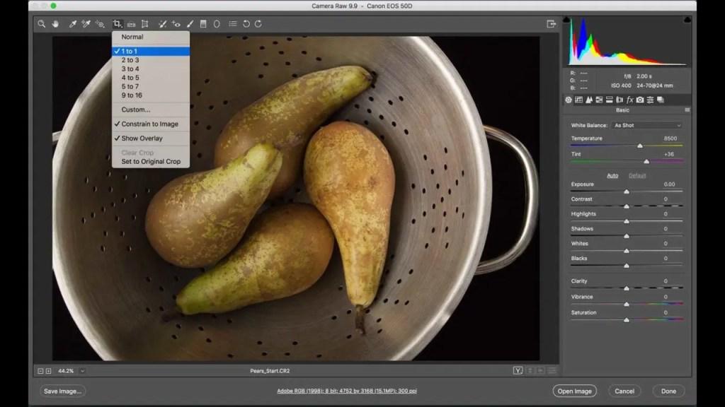 Photoshop screen