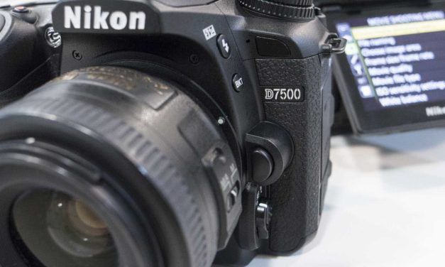 Nikon D7500: Why just 20 million pixels?