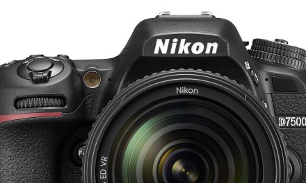 Nikon D7500 release date set for June 9