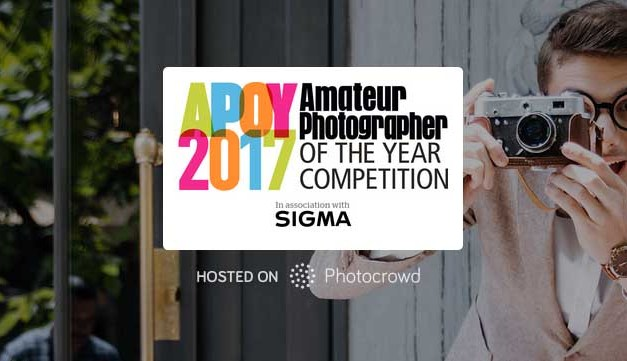 Win new Sigma gear in the Amateur Photographer of the Year 2017 competition