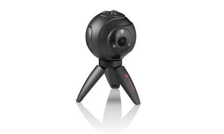 DokiCam launches 360° 4K camera