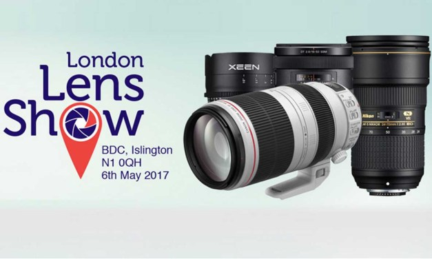 Win free tickets to the seminars of your choice at the London Lens Show