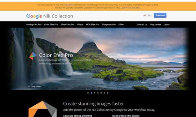 Campaign to save Nik Collection Software launched