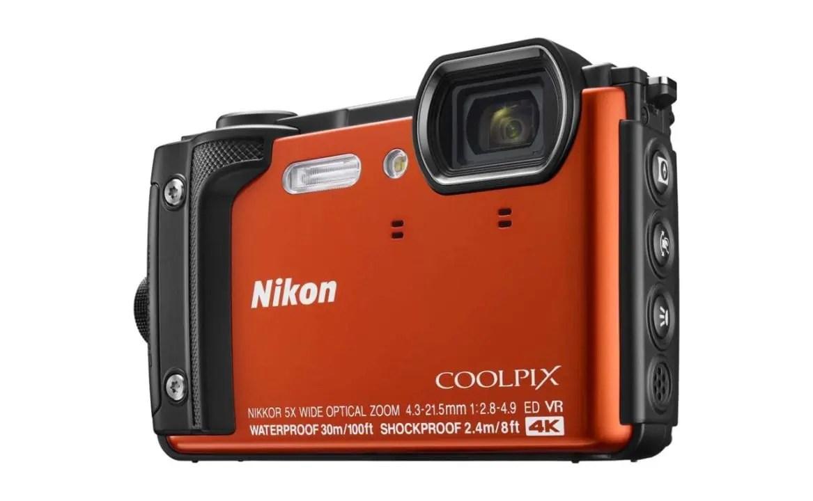 Nikon Coolpix W300 announced