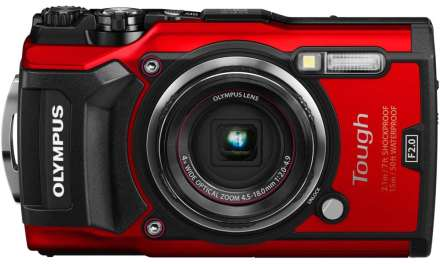 Olympus Tough TG-5 announced: Price and availability confirmed