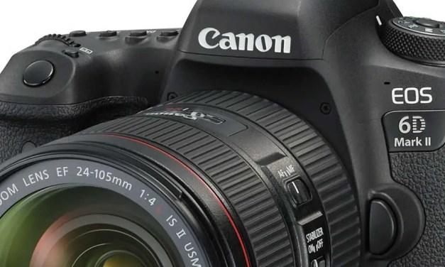 Canon EOS 6D Mark II: price, specs, release date confirmed