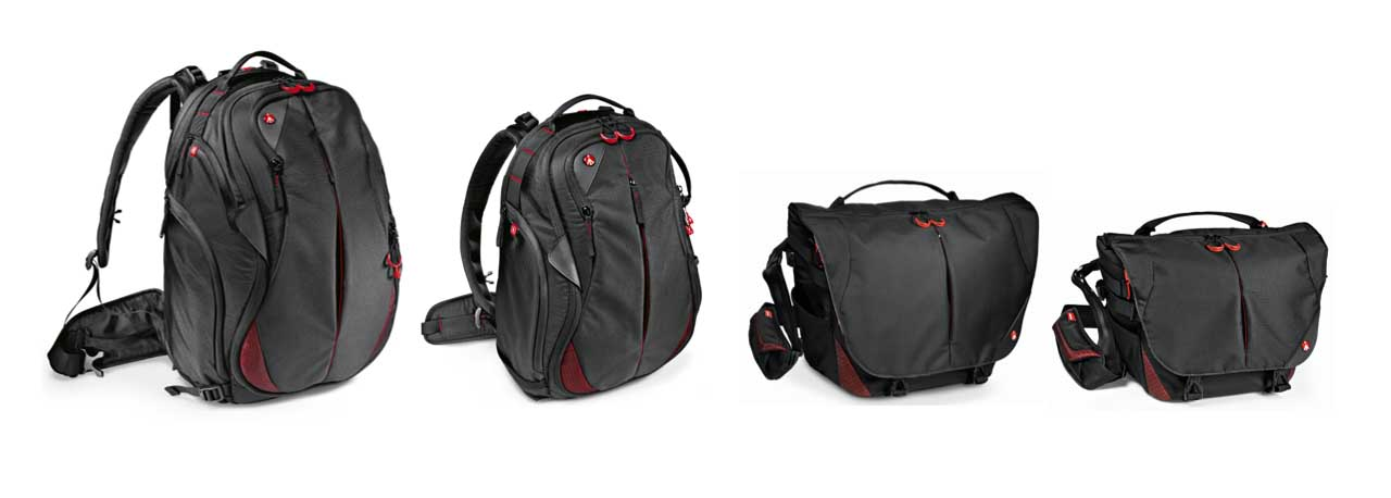 Manfrotto announces Pro Light Bumblebee camera bag range