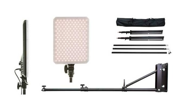 NanGuang launches new compact LED light panels for studio photography