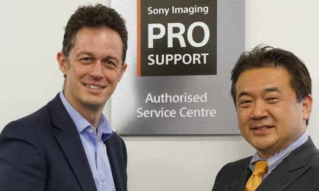 First authorised Sony Imaging Pro support service centre launched