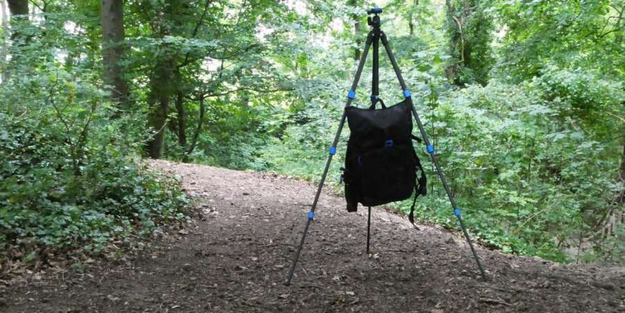 Benro Slim carbon fibre tripod review