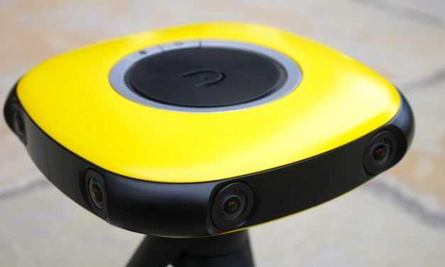 Vuze camera review: 360 4K footage in 3D for consumers