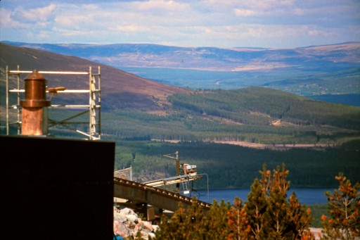 Camera Obscura in the Cairngorms National Park, Scotland