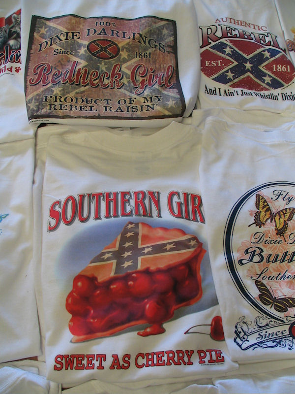 T-shirts featuring Southern Girl Themes by Lorelle VanFossen