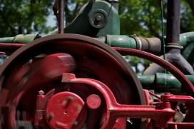 Tractor, Sycamore Steam Festival, 2008