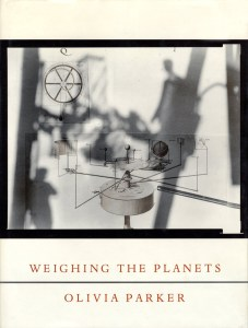 Olivia Parker's 1987 Book, Weighing the Planets