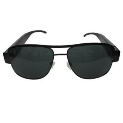 lunettes caméra solaires espion