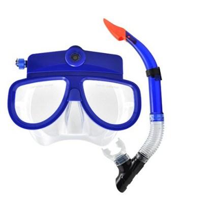 masque de plongée lunettes caméra