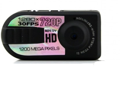 mini caméra
