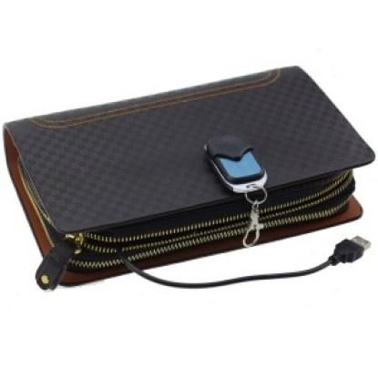 Le portefeuille caméra espion