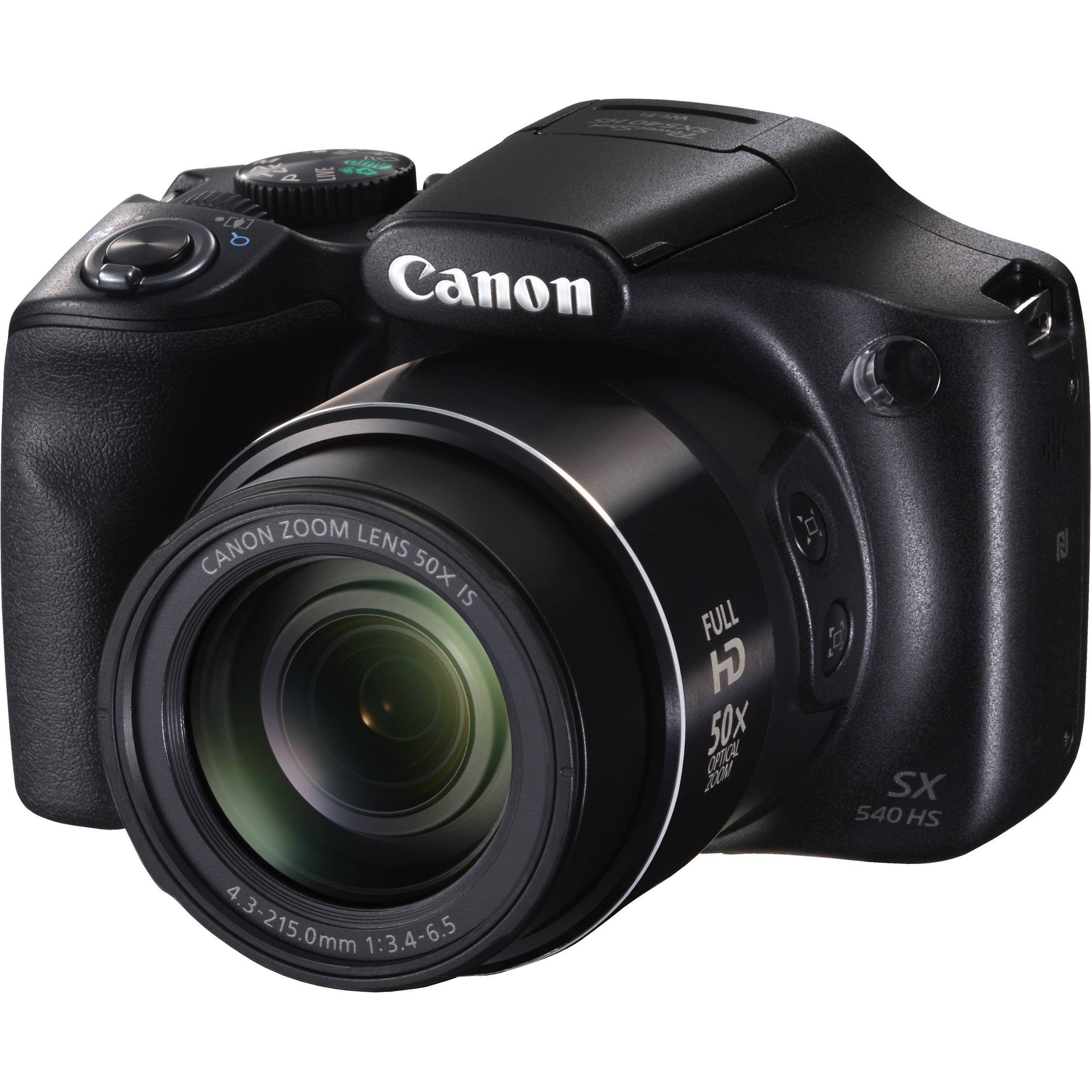 Canon Powershot Sx540 Hs Digital Camera - Camera Warehouse