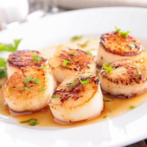 Fresh Sea Scallops for Sale | Buy Scallops Online ...
