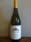 2014 Dundee Hills Chardonnay label