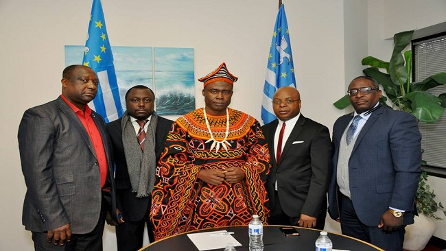 """Whether we accept it or not, Ambazonian leaders are in the Diaspora"""" –  Cameroon Concord News"""
