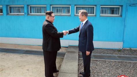 Image result for N. Korea Threatens To Cancel US Summit Over South Korea's Military Exercises