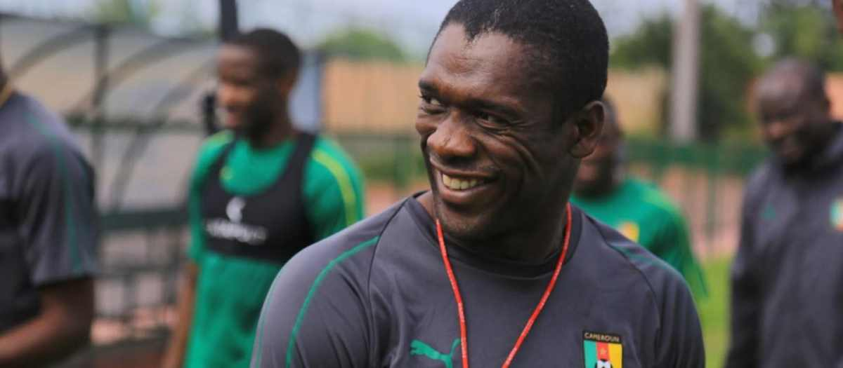 I Want To Leave A Legacy In Cameroon-Seedorf