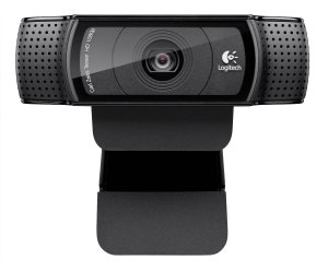 Logitech 920 webcam
