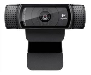 Logitech 920 webcam
