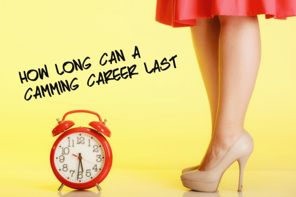 camming career
