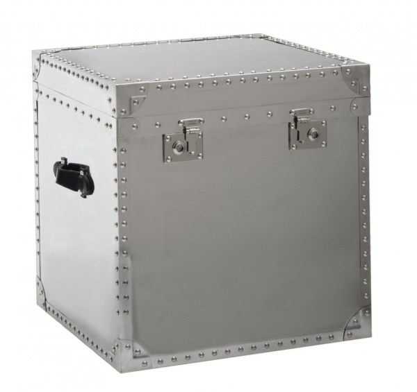 Andrew Martin Steel Chest, Andrew Martin Furniture