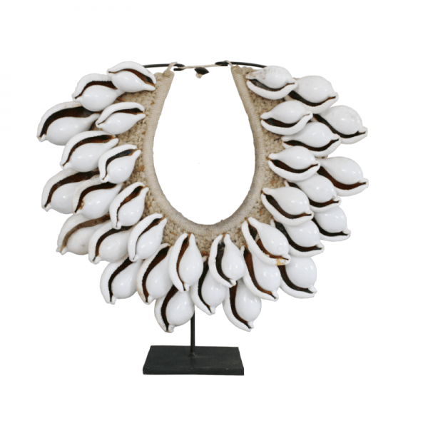 Indonesian Tribal Shell Necklace