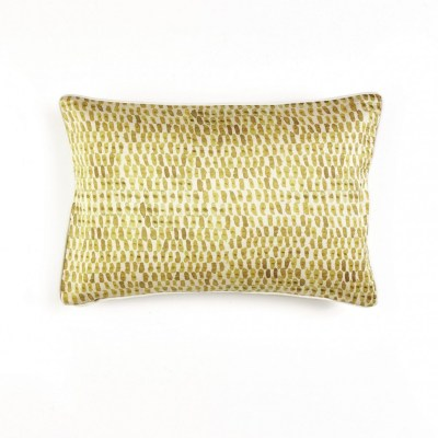 Soria Pamplemouse Silk Cushions