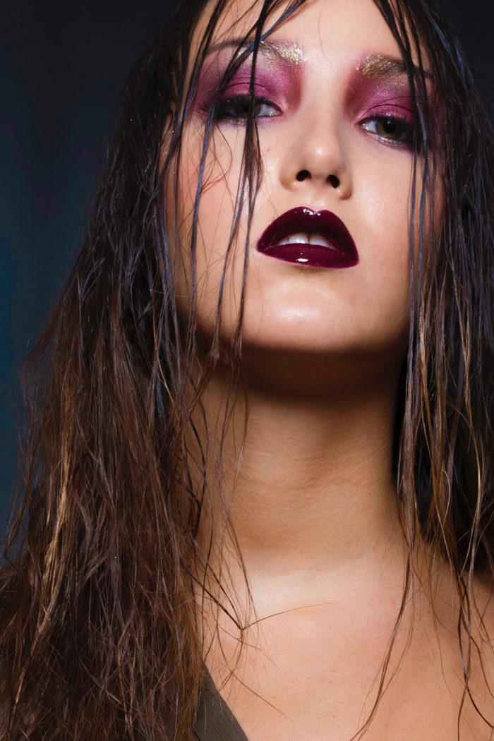 Sara makeup by Camilla Cantini mod
