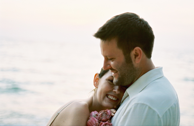 Wedding at the Ocean