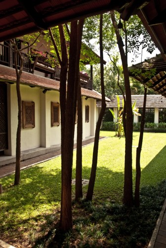 Tamarind Village Hotel in Chiang Mai