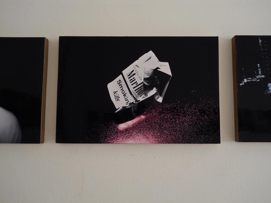 Photo of Marlboro cigarettes package