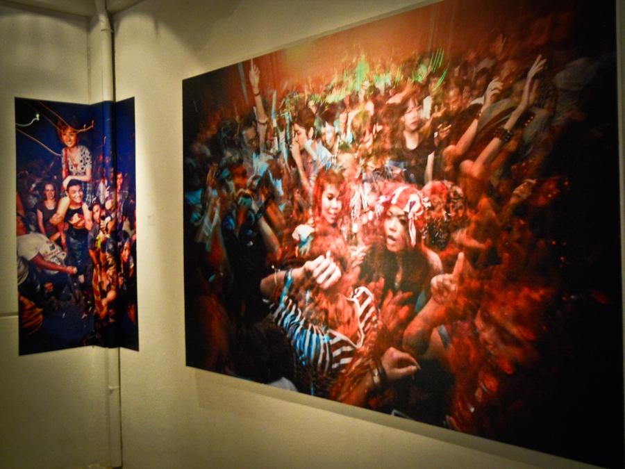 Photos from exhibition in Bangkok