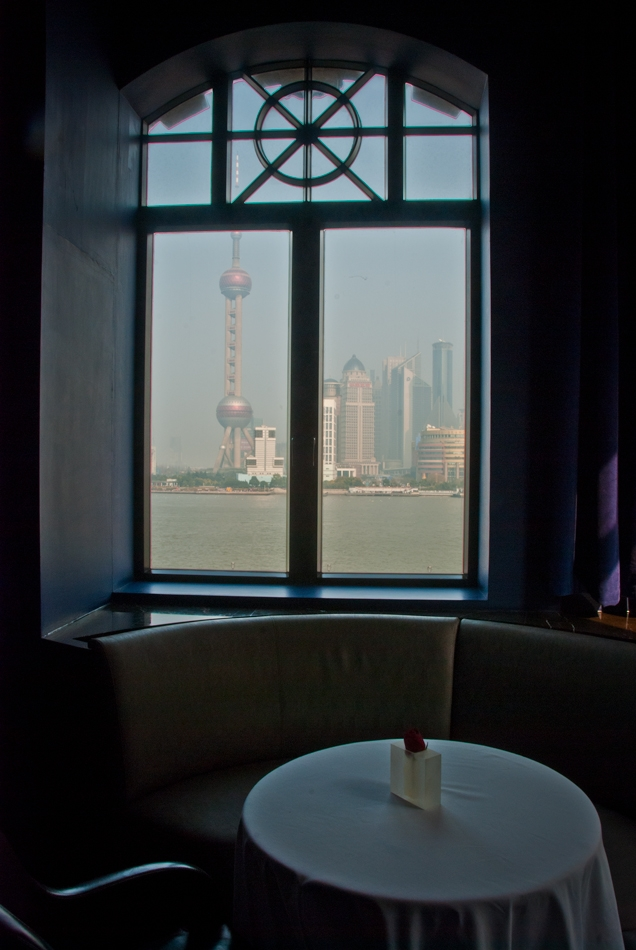 A Room with a view, Shanghai 2011.