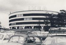 IKEA Kungens kurva 1965