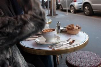 St.Germain Café de Flore.