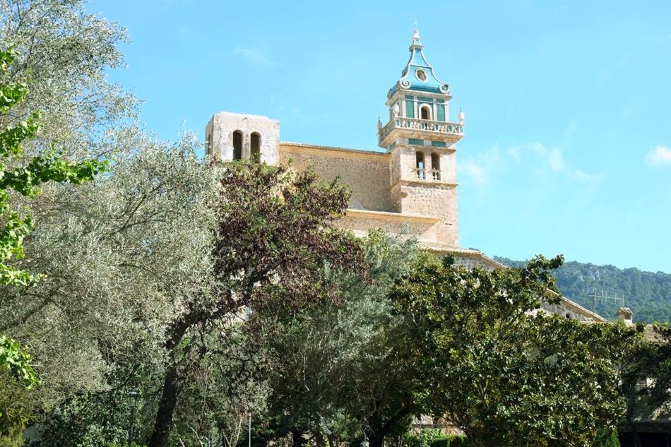Real Cartuja de Valdemossa, Mallorca.
