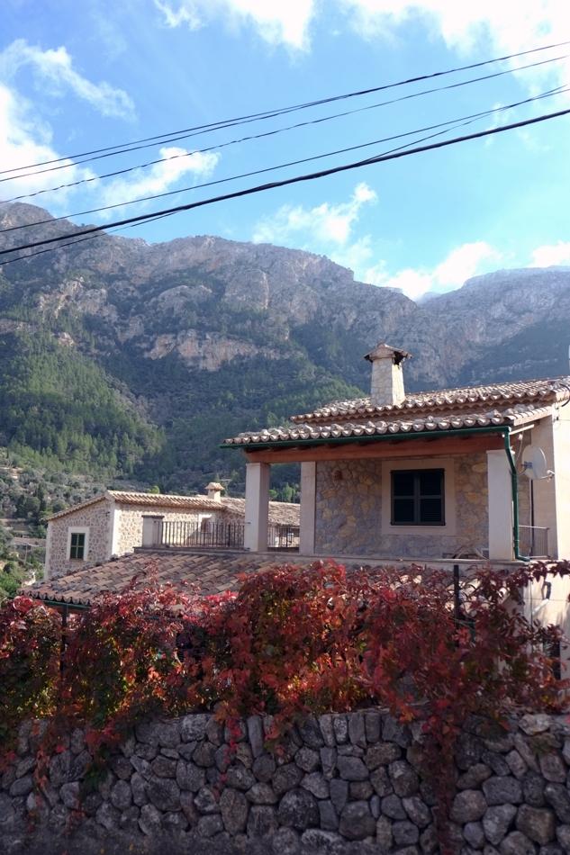 Deià, Serra de Tramuntana, Mallorca.