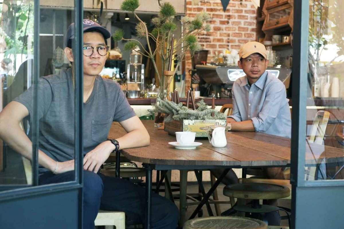Casa Lapin café in Bangkok