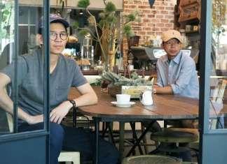Tonk and Lux at Casa Lapin x49
